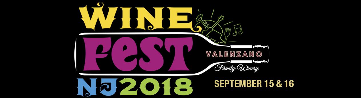 Wine Fest NJ 2018